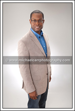 Casual Professional Portraits Houston