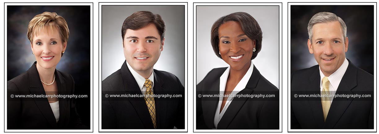 Business Portraits Clothing Tips