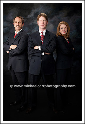 Legal Group Portraits in Houston