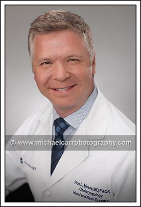 Houston Headshots of Doctors