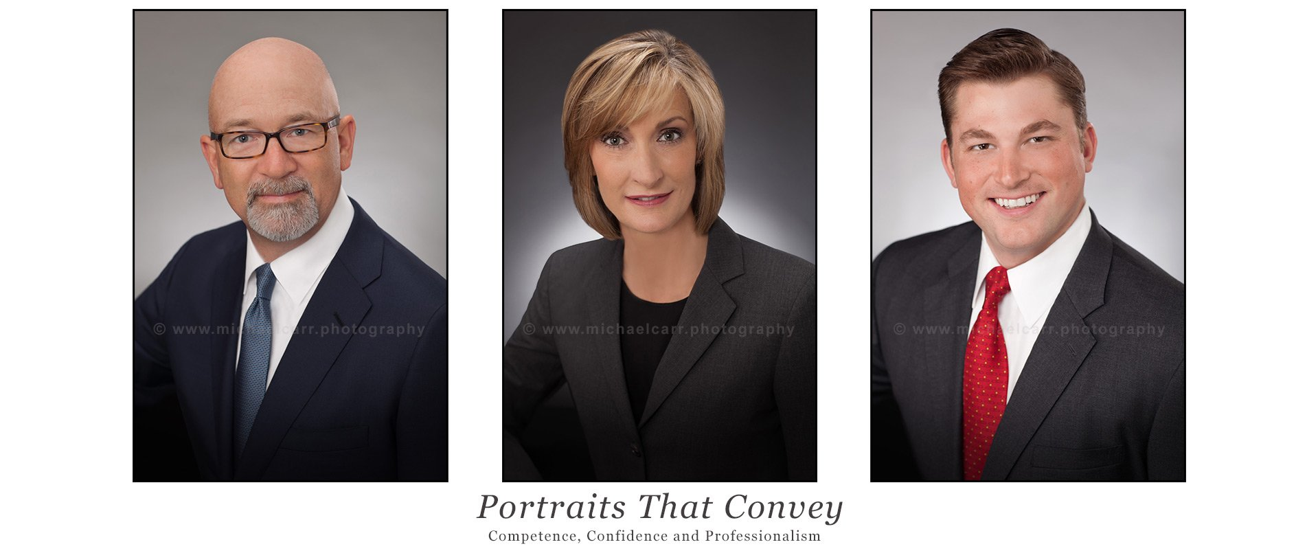 Corporate Portraits for LinkedIn