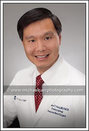 Houston Medical Headshots