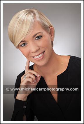 Houston Womens Executive Portrait
