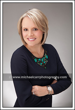 Business Portraits for Women in Houston