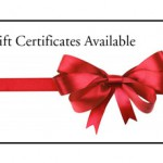 Gift Certificates for Portraits