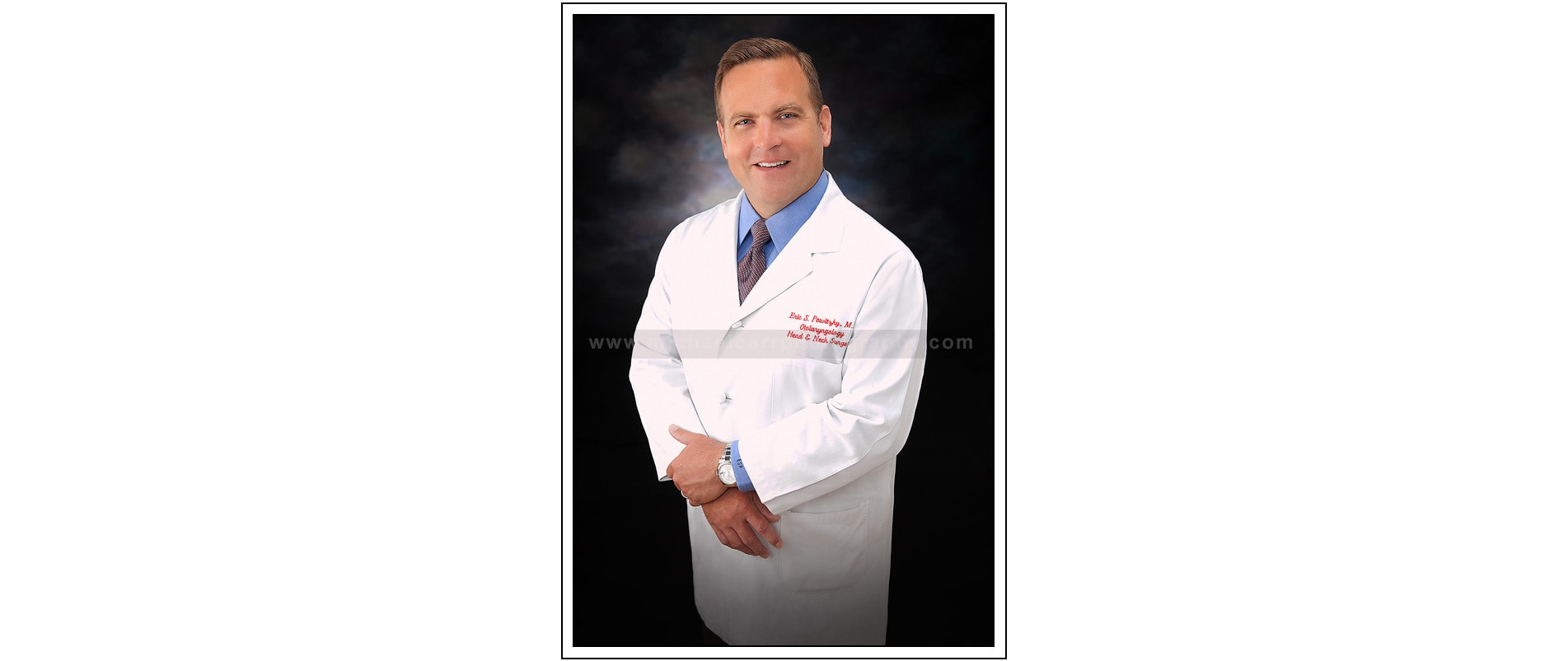 Medical Business Portrait