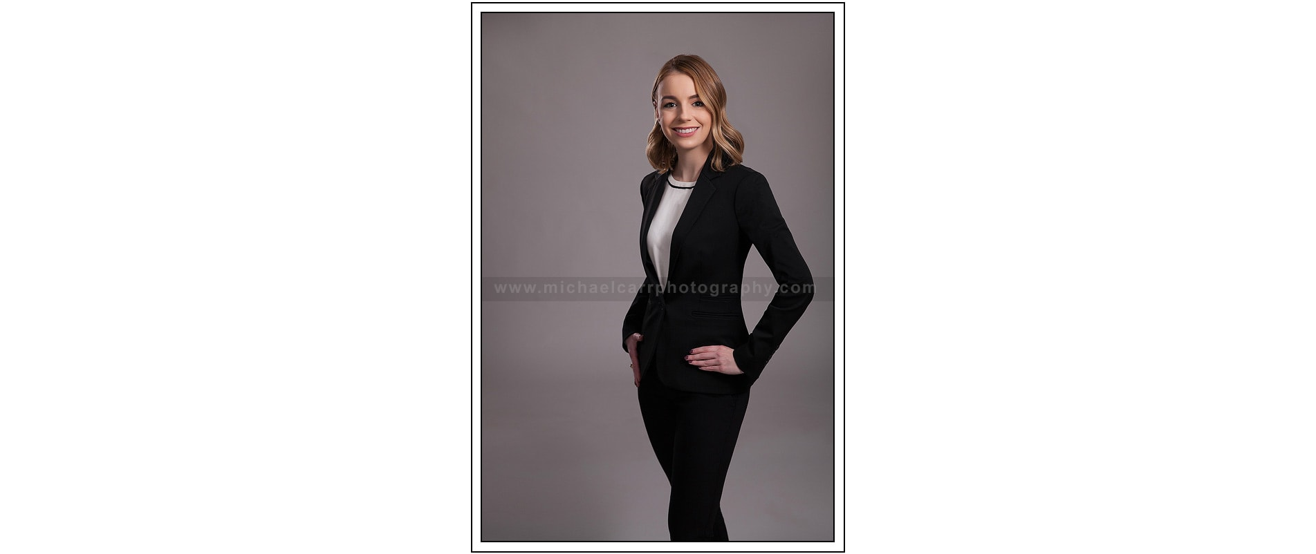Business Portraits for Women