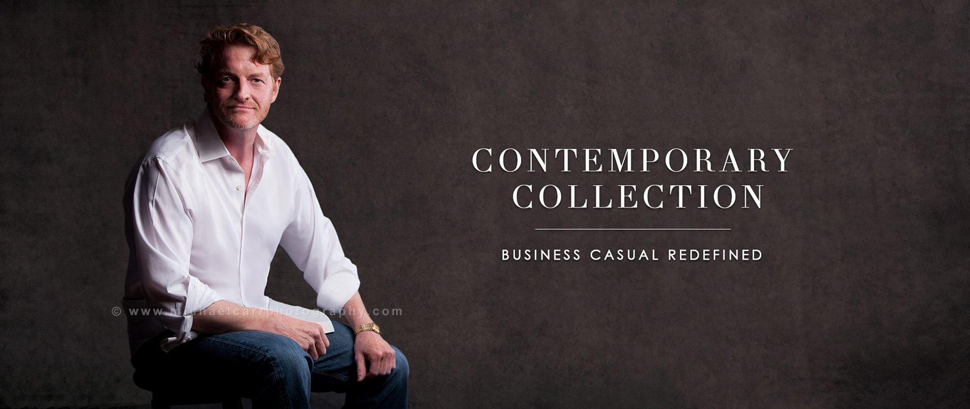Contemporary Business Portrait