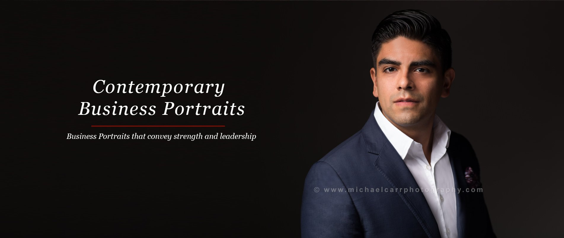 Business Leadship Portraits