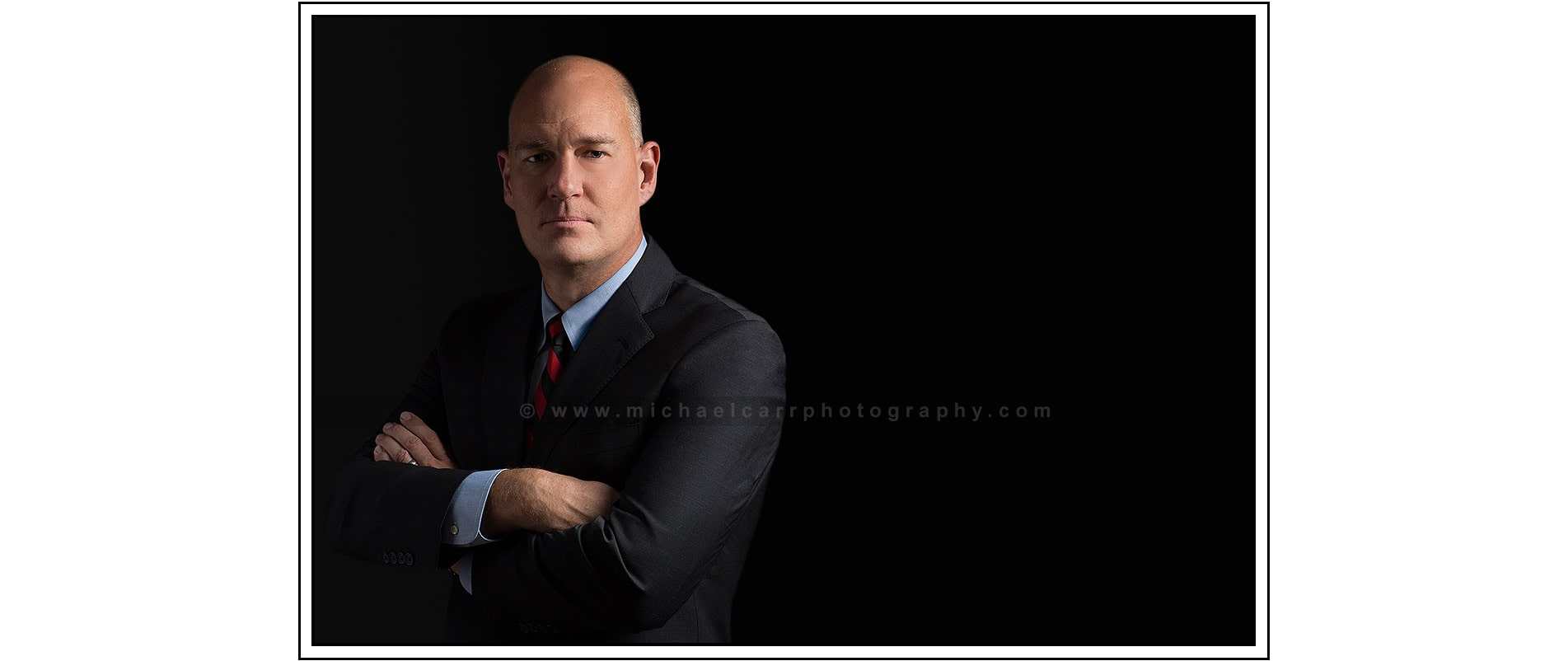 Modern business portraits