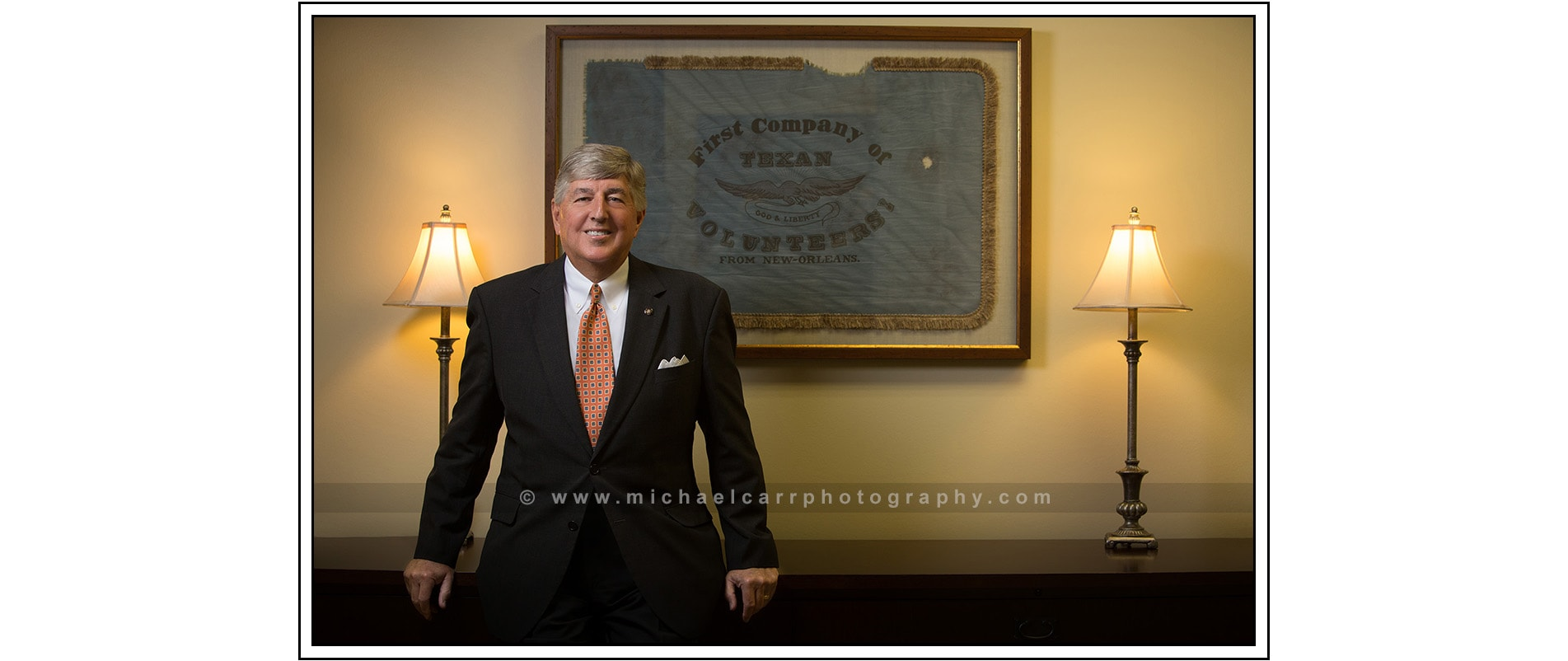Houston On Location Executive Portraits