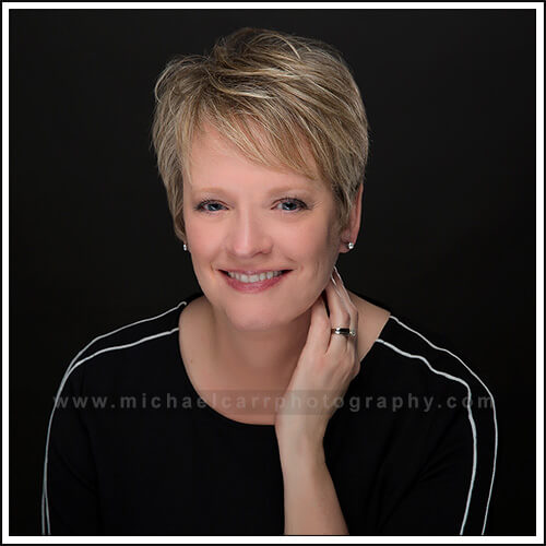 social media business headshots