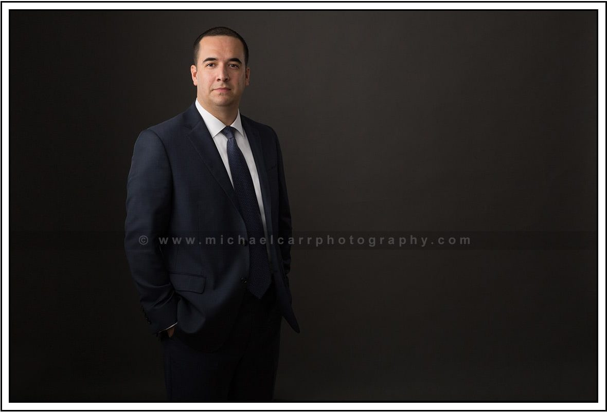 Houston Business Waist Length Photography