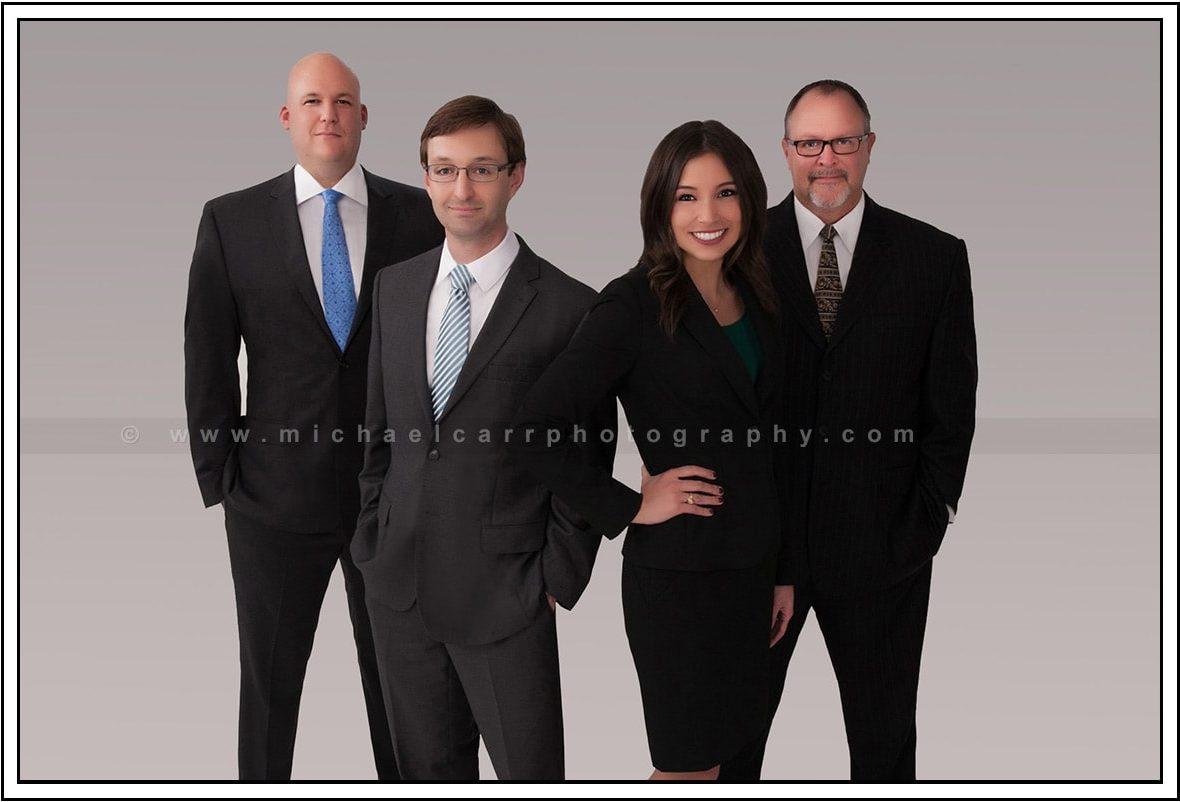Management Team Photography