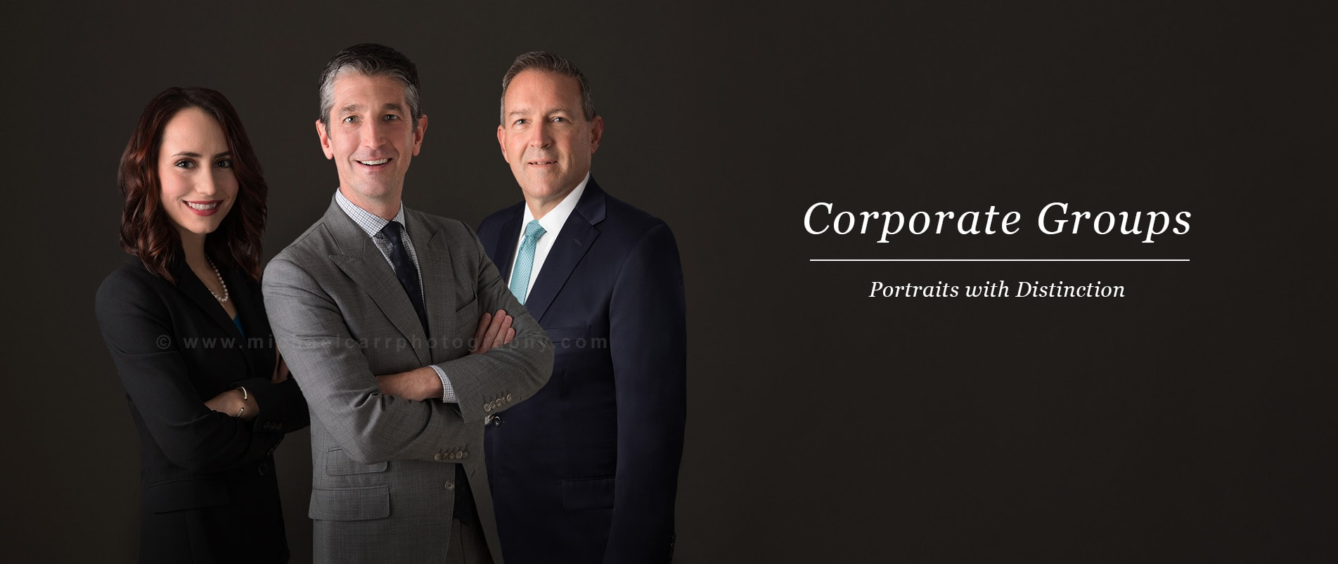 Group Business Portraits Photography