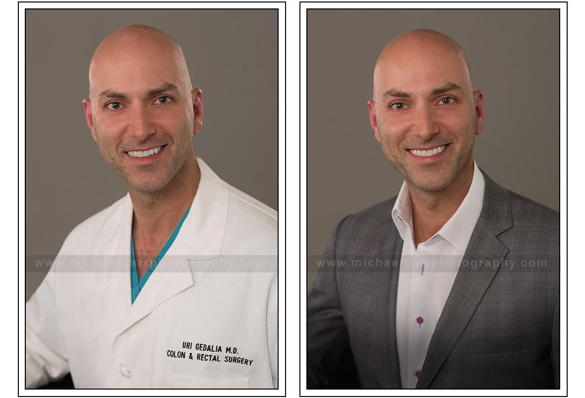 Medical Professional Headshots