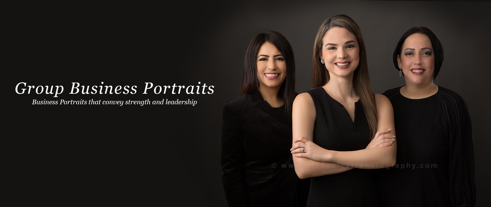 Corporate Group Business Portraits