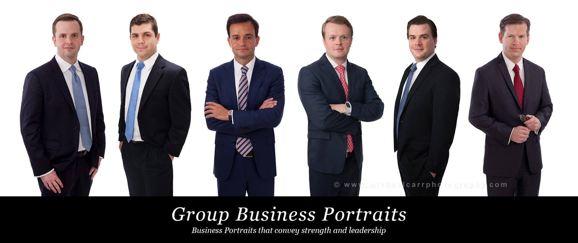 Group Business Portrait Photography