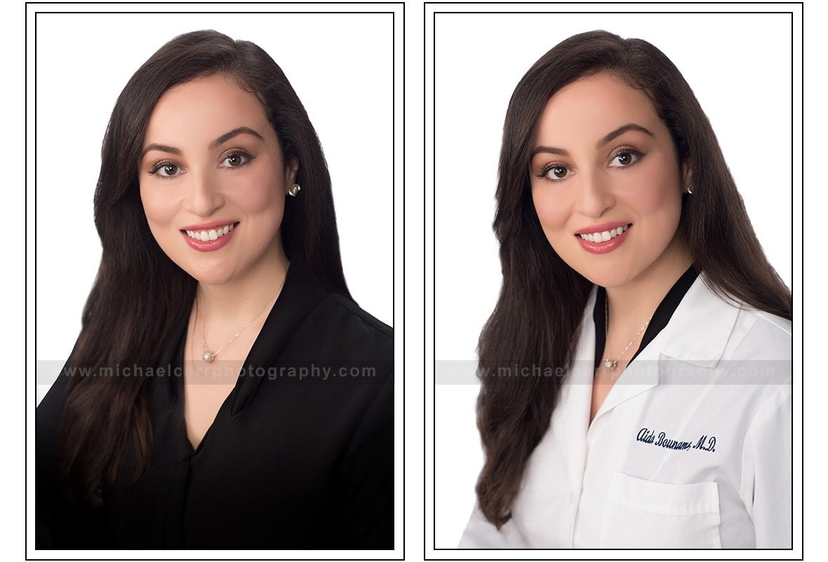 Professional Medical Headshots in Houston