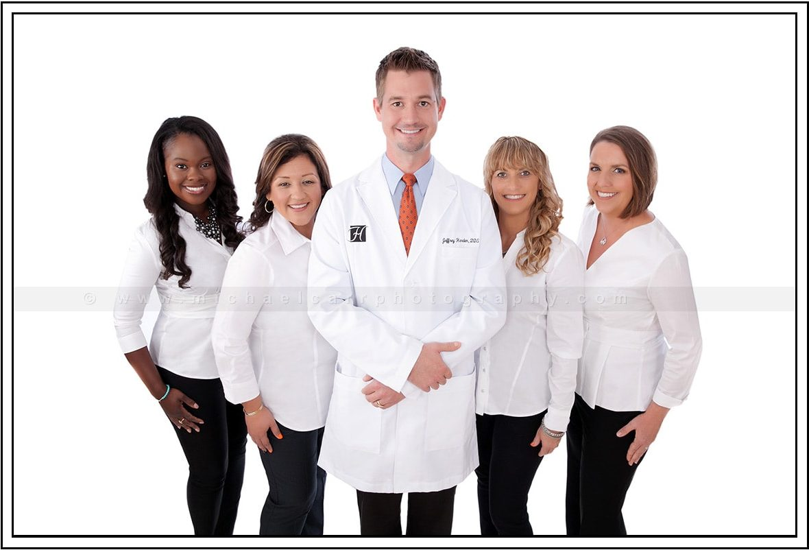 Dental Portrait Photography