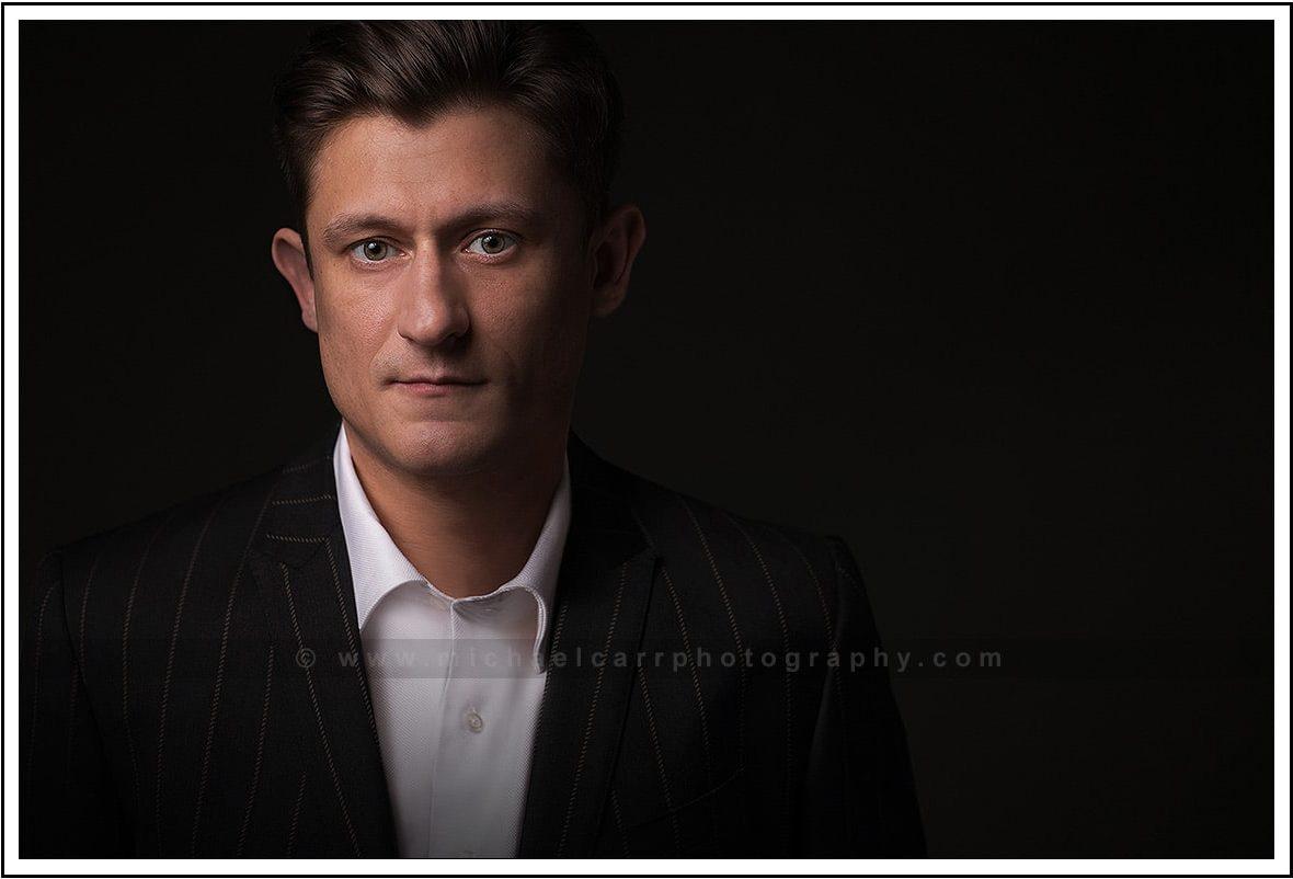 Business Portraits Modern Headshots