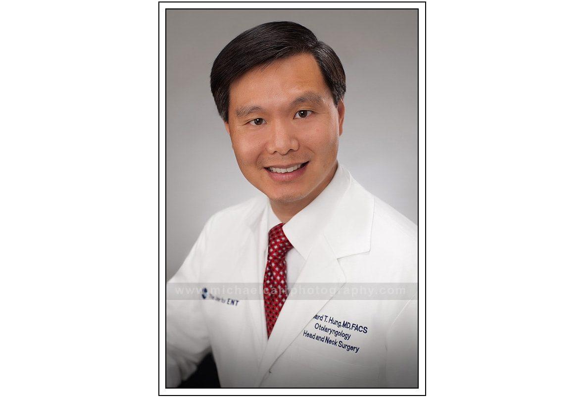 Doctor Headshots in Houston