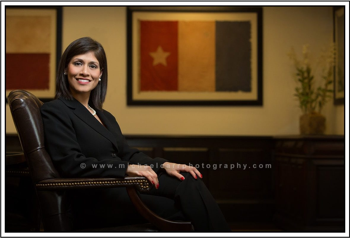 Office On Location Executive Portraits