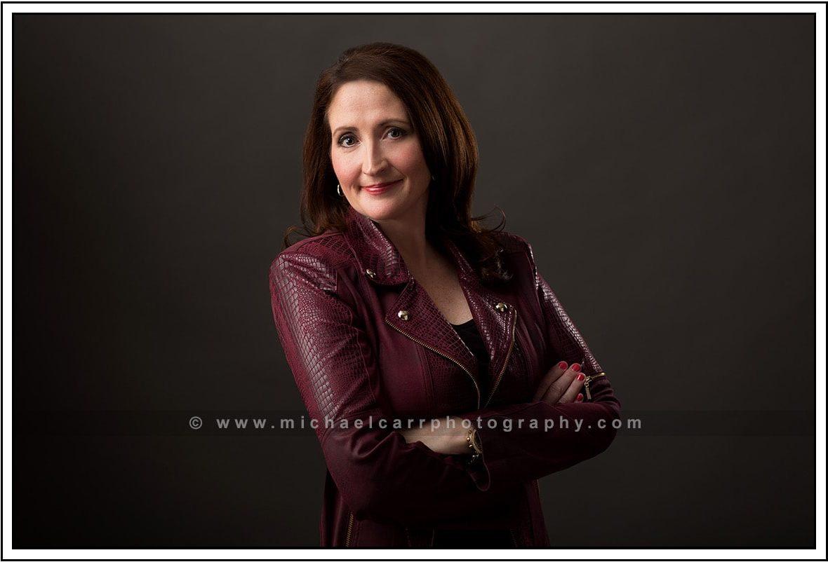 Professional Womens Business Headshots