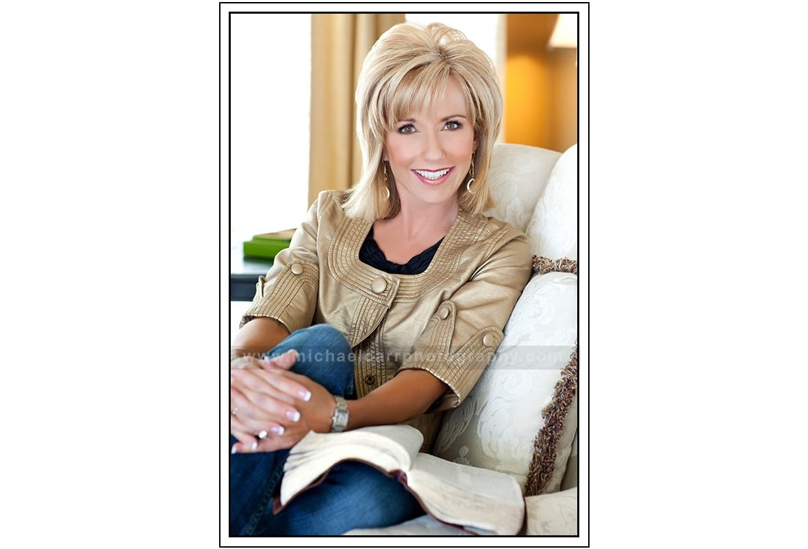 Personal Branding Book Author Headshot