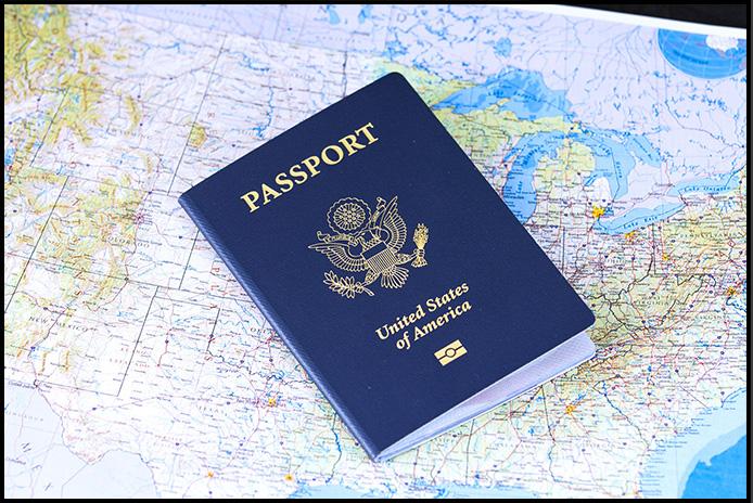 Custom Passport Photos in Houston