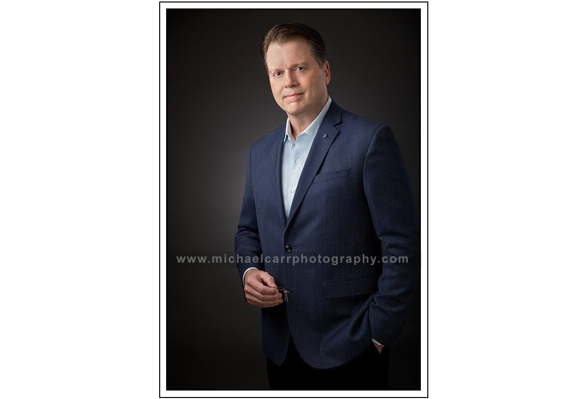 Houston 3/4 Business Portrait Photography