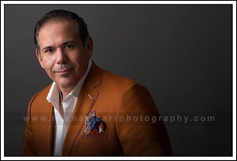 Contemporary Business Portrait