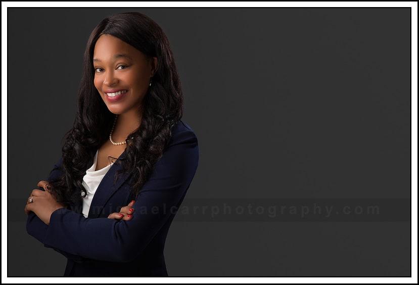 Female Business Headshot