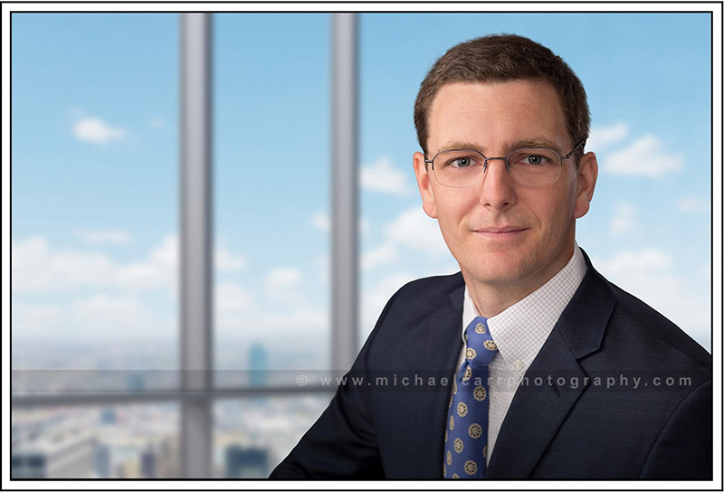 Business Headshot with Environment Backgrounds